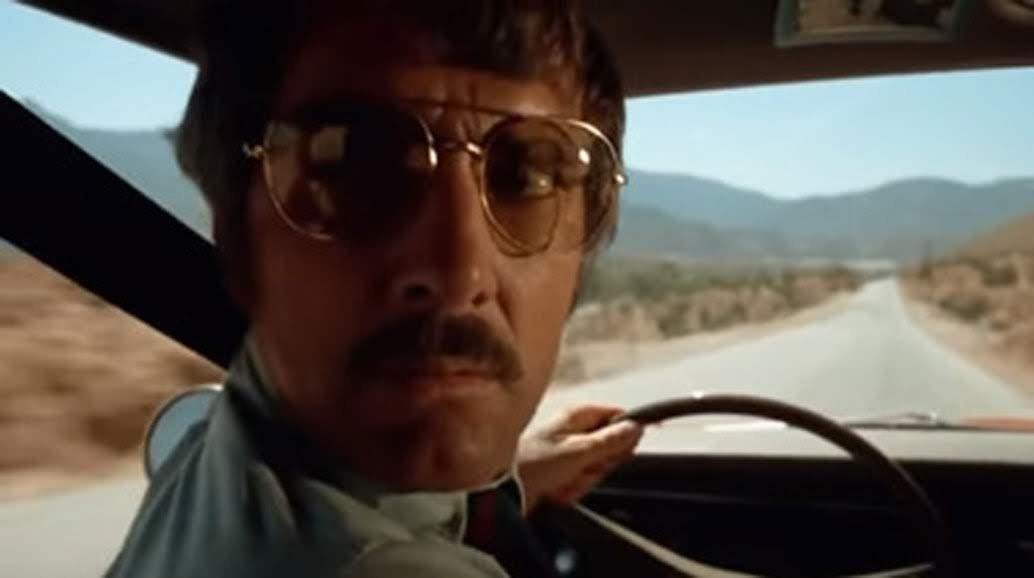 """""""El Duelo"""", Steven Spielberg"""