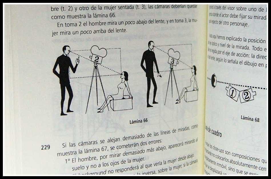 "Libro ""Montaje cinematográfico, arte de movimiento""."