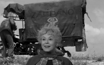 «La Strada», Federico Fellini