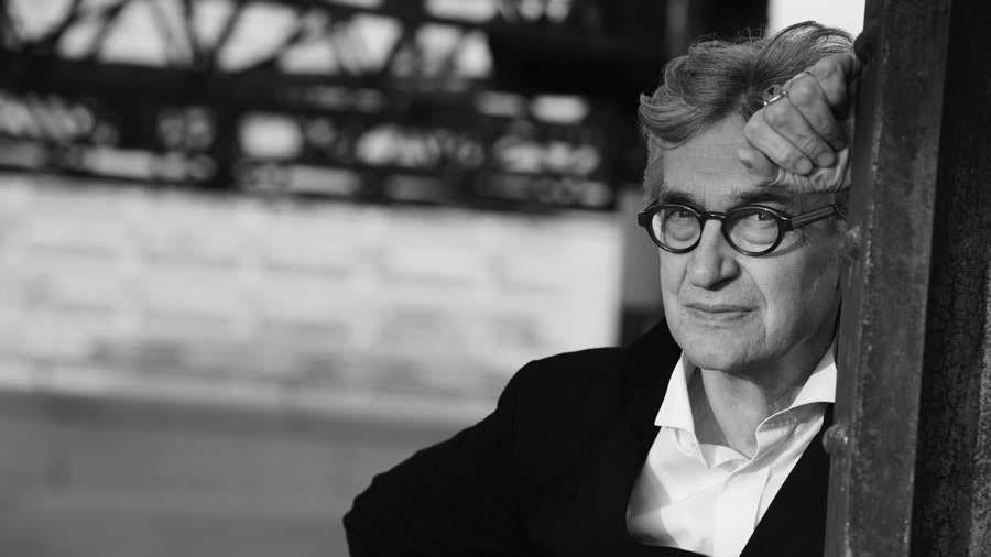 Wim Wenders   ©Peter Lindbergh 2015