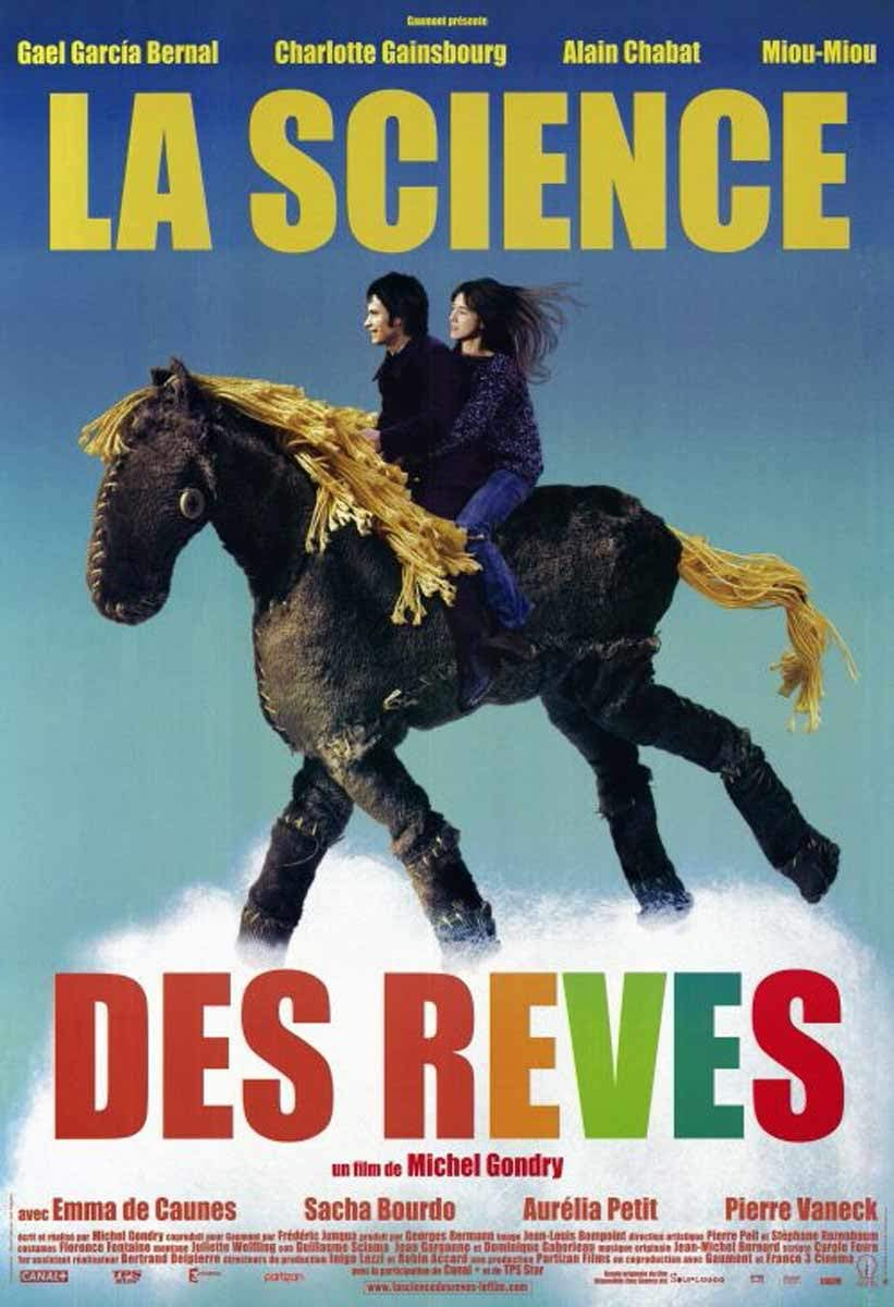 Afiche de La Science des Reves