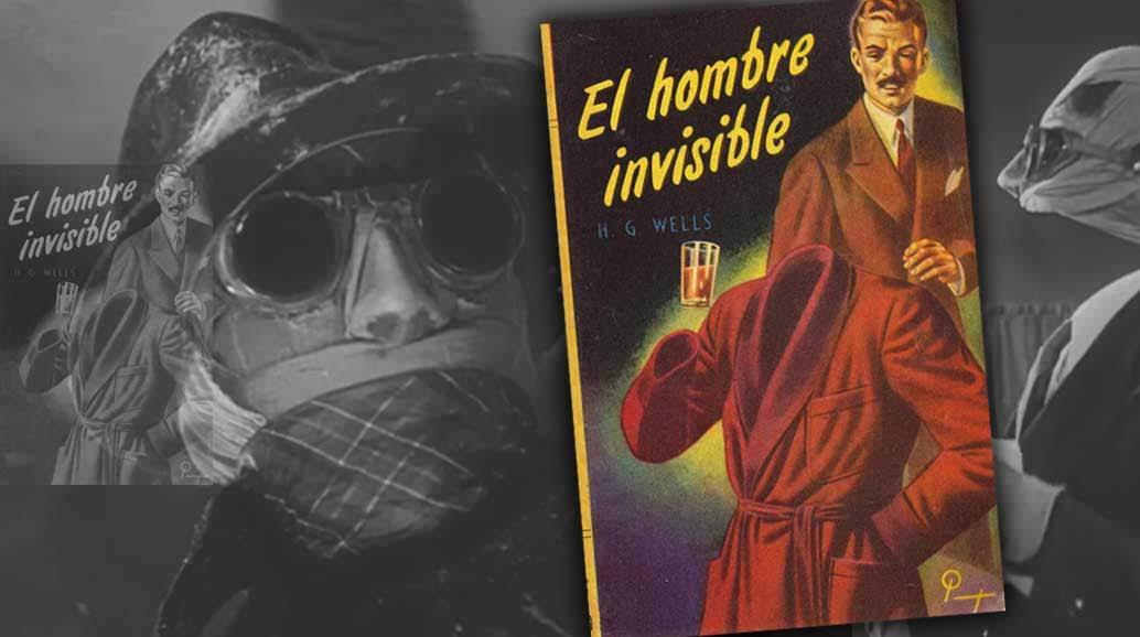 """""""El Hombre Invisible"""" - Imágenes y Letras"""