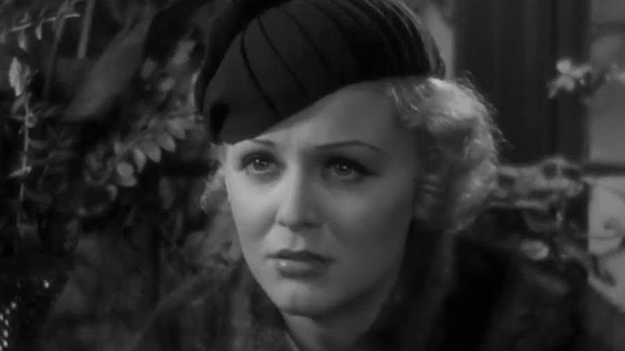 "Gloria Stuart interpretó a Flora Cranley, la novia de Griffin. Es la misma actriz que en 1997 hiciera el papel de Rose ya mayor en ""Titanic"" de James Cameron | ""El Hombre Invisible"" (1933)("