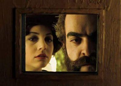 """Leonor Watling es Alma y Luis Tosar, Salvador– """"Inconscientes"""" (2004)"""