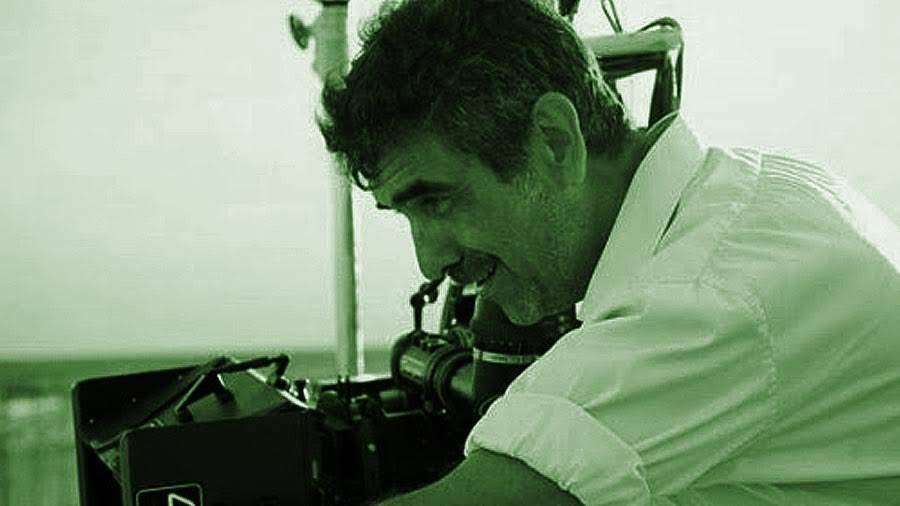 "Joaquín Oristrell, director de ""Inconscientes"" (2004)."