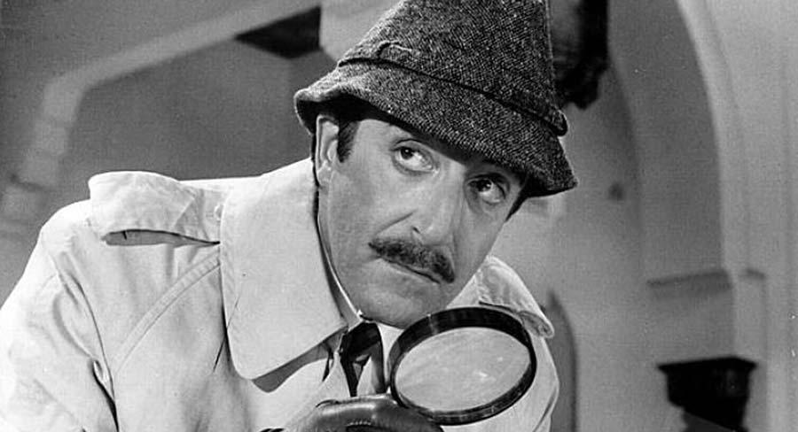 Inspector Clouseau (Peter Sellers) | Cinelibro.cl