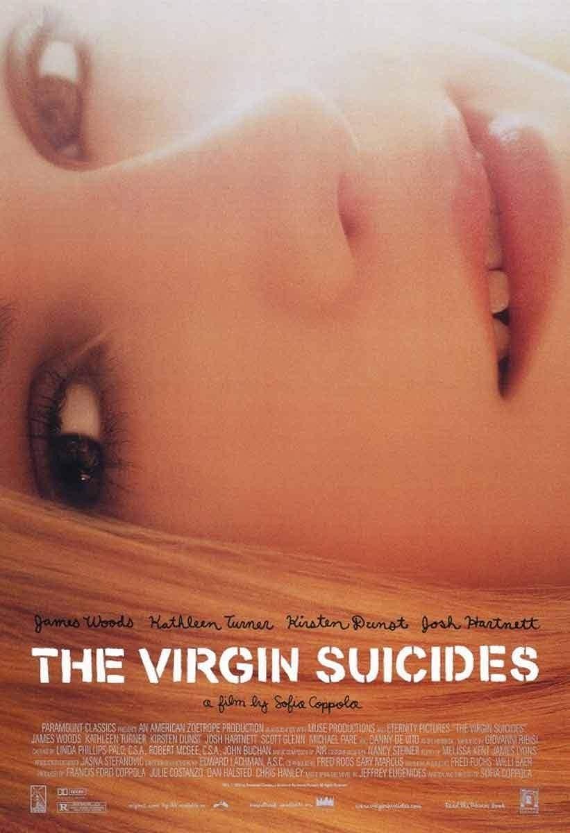 """""""Las Vírgenes Suicidas"""", por Sofia Coppola"""