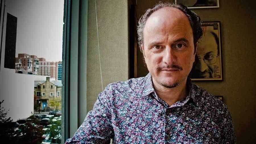 """Jeffrey Eugenides,autor de la novela """"Las Vírgenes Suicidas"""""""