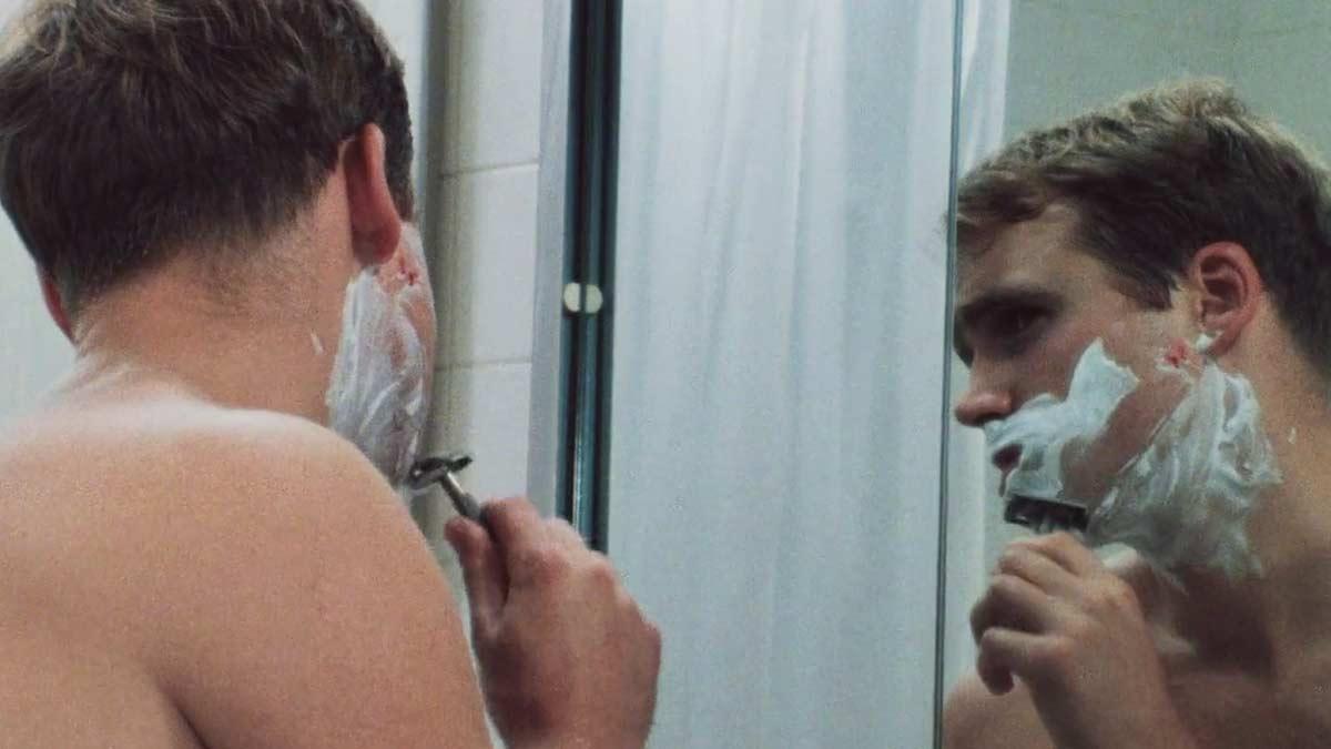 «The Big Shave», Martin Scorsese