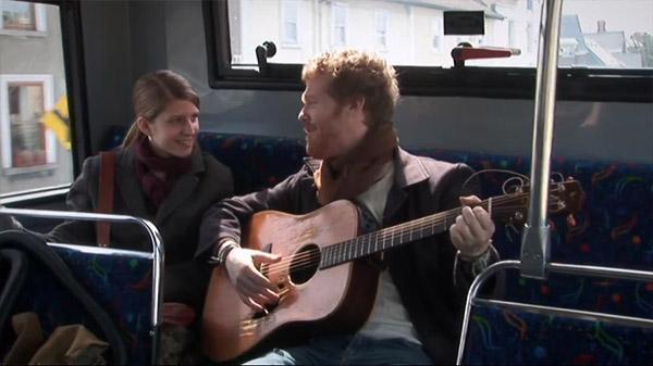 """Escena del bus - """"Once"""""""
