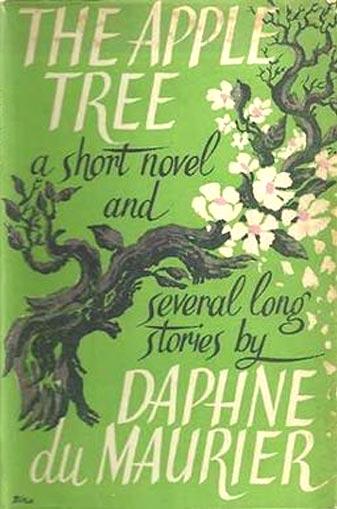"""Portada de """"The Apple Tree"""" de Daphne du Maurier, donde su publicó por primera vez la novela corta """"Los Pájaros"""" (1952)"""